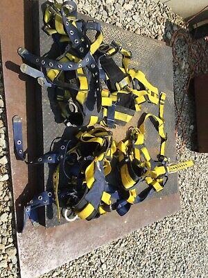4 Dbi-sala Xxl Delta Ii No-tangle Constructionfull Bodyvest Style Harnesses