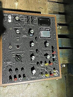 Multi Amp Test Equipment Unit 3