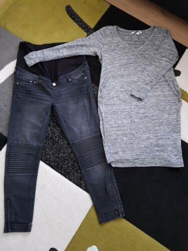 Umstandskleidung  Umstandshose / Umstandskleid  H&M  gr. 44, XL