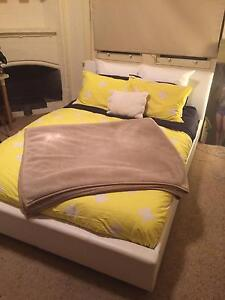 Queen size bed and mattress St Kilda Port Phillip Preview