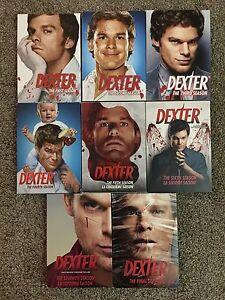 Dexter seasons 1-8