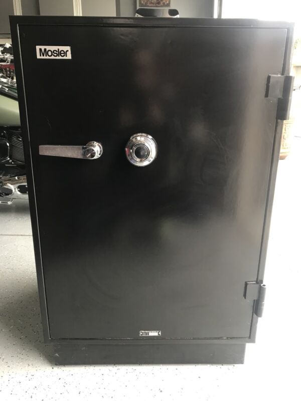 Mosler Steel Safe