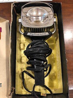 Sun Gun Light (Sylvania Sun Gun Movie Light Vintage Photography Equipment )