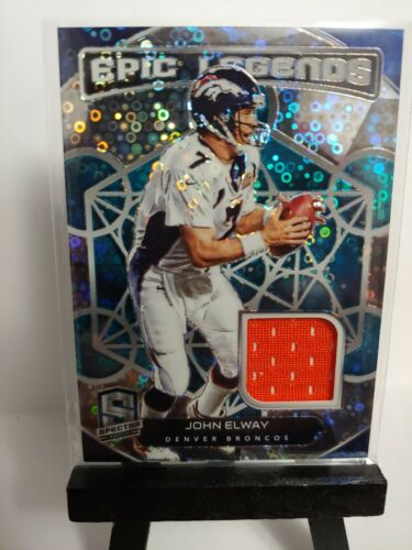 John Elway Panini Spectra Epic Legends 26/50 Denver Broncos - $15.00
