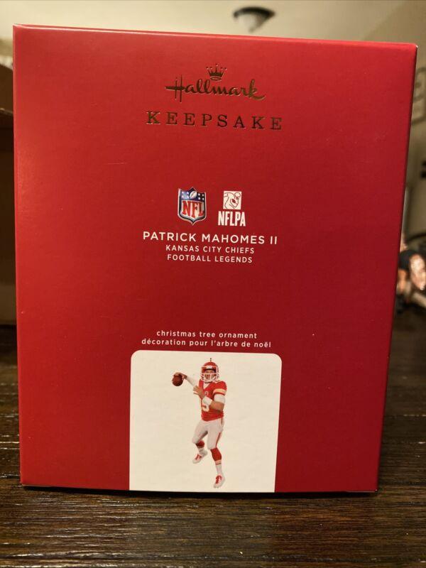 2020 Hallmark Patrick Mahomes II Kansas City Chiefs-Football Legends 26th Series