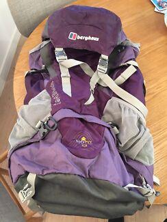 Girls berghaus rucksack Prahran Stonnington Area Preview
