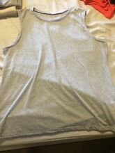 Grey Singlet, Size M Coomera Gold Coast North Preview