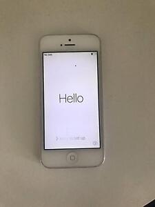 Iphone 5 Great Working Condition Melbourne CBD Melbourne City Preview