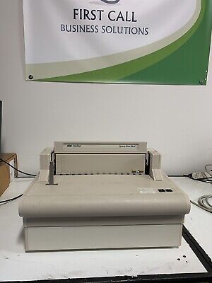 Gbc Velobind System 4 Binding Machine Electric Binder. Hot Knife Surebind