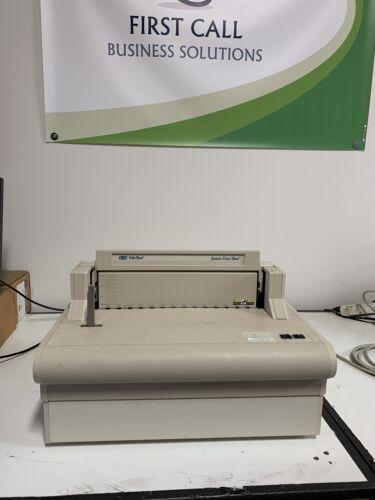 velobind system 4 binding machine electric binder