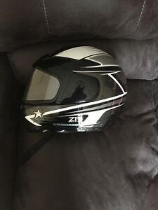 Medium ZR1 bike helmet $120