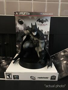 Batman Arkham City PS3 Collector's Edition - Statue only