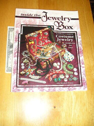 Inside The Jewelry Box By Ann Mitchell Pitman Book Date 2004