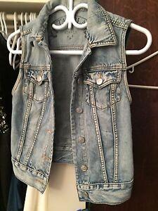 Aritzia Jean jacket