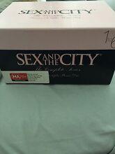 Sex and the city box set all six seasons Wattle Grove Kalamunda Area Preview