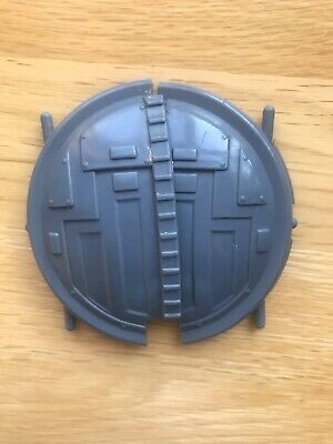 Vintage Star Wars Darth Vader TIE Fighter Cockpit Hatch Canopy Doors Part 1977