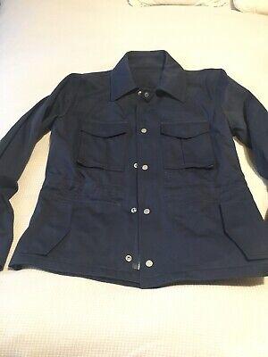 Kent & Curwen Mens Medium Blue Jacket