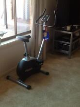 exercise bike with tension adjustment Mudgee Mudgee Area Preview