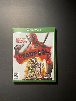 Deadpool (Microsoft Xbox One, 2015)