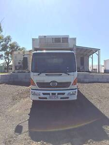 2004 Hino Refrigerated Truck Ipswich Ipswich City Preview