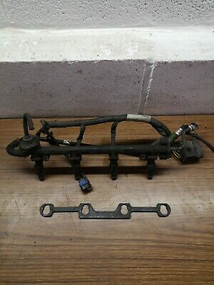 Rover 25 1.4 Petrol Fuel Injection Rail With Injectors and loom1999-2004