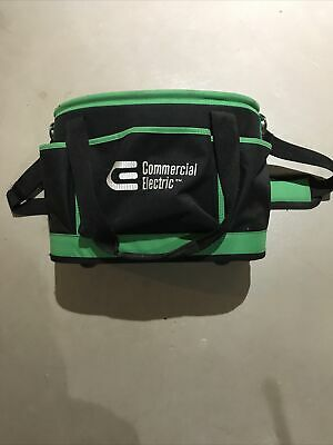 Oval Commercial Electric Tool Bag Used
