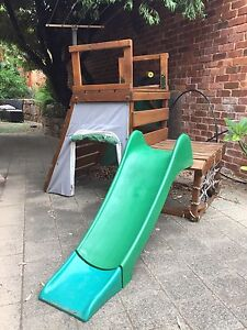 Climbing Frame play gym with slide by PLUM Bull Creek Melville Area Preview