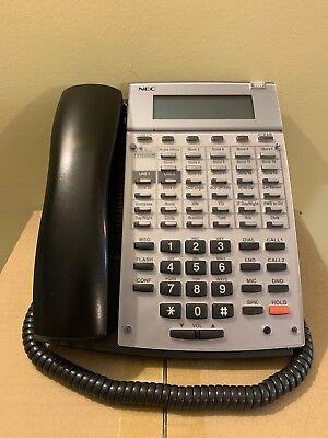 Nec Aspire 34 Button Phone 0890045 Ip1na-24txh Tel Good Display 1 Year Warranty