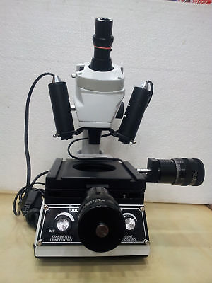 Tool Makers Microscope For Precision Measuringtool Maker Microscope