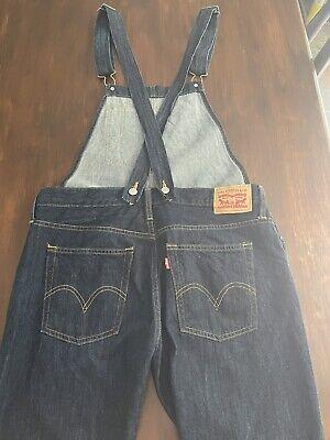 Vintage Overalls & Jumpsuits Women's blue denim Levi's Overalls - size M $50.00 AT vintagedancer.com