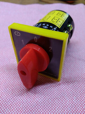HZ5B-10/2 D009 Crossover, Reversing Lathe Replacement Spindle Switch