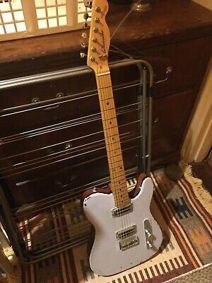 Callistocaster telecaster style guitar, rare, made in England UK