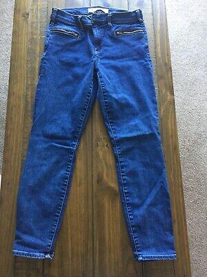 gap jeans 28r
