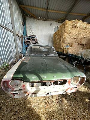 Ford Escort 2 Door Mk 1 1300l Barn Find