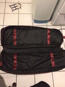 Ice fishing rod/tackle bag for sale/trade