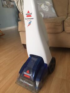 Bissell Quick Steamer Carpet Cleaner