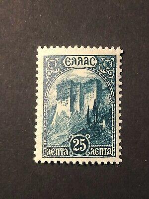 Greece 1927 From LANDSCAPES I, 25 Lept.  VL 423 MNH #321