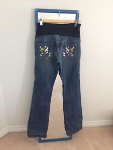 maternity pants and jeans size XS/S/1