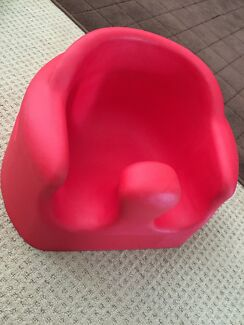 Bumbo baby seat chair red genuine Runaway Bay Gold Coast North Preview