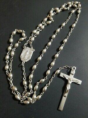 FB Jewels Solid 925 Sterling Silver Antiqued Inri Crucifix Pendant