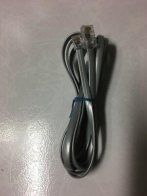Micros Pos Idn Printer Cable 6p8p 15