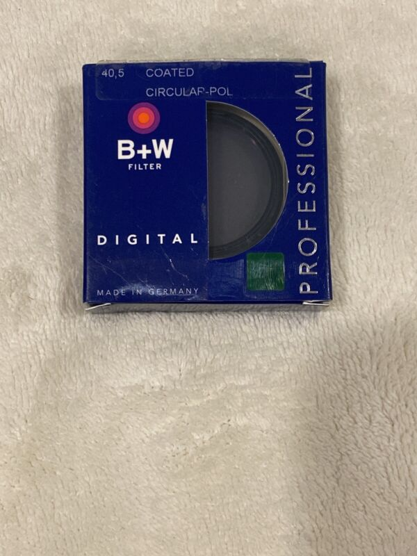 B+W Professional Filter Digital 40.5mm S03-E Coated Circular-Pol 1065294