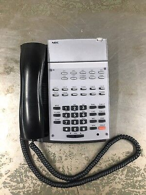 Nec Aspire 22 Button Hf Phone Ip1na-12th Tel Bk 0890041