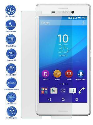 Protector de Pantalla Cristal Templado Vidrio Premium para Sony Xperia M4 Aqua