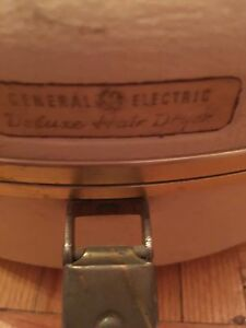 General Electric hear dryer vintage