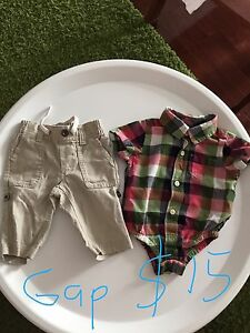 Baby boy clothes(0-3mos)