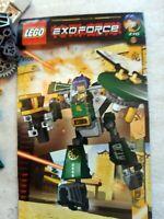 Lego Exo-Force 8100  Cyclone Defender   in OVP Nordrhein-Westfalen - Selm Vorschau