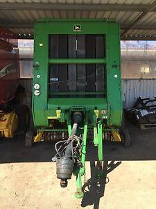 John Deere 590 Baler Waroona Waroona Area Preview