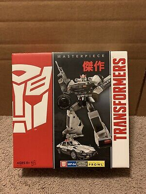 """HASBRO TRANSFORMERS MASTERPIECE PROWL MP-04 (TOYS""""R"""" US EXCLUSIVE) - VERY RARE!"""