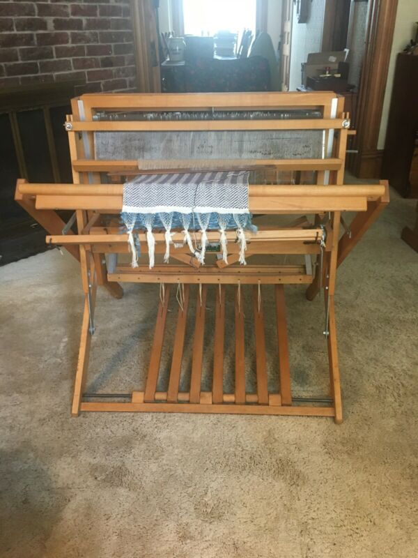 Schacht Baby Wolf Loom Schacht Spindle Company Portable Loom